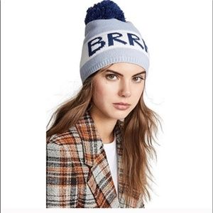 Kate Spade New York BRRR Beanie Hat, New with tag